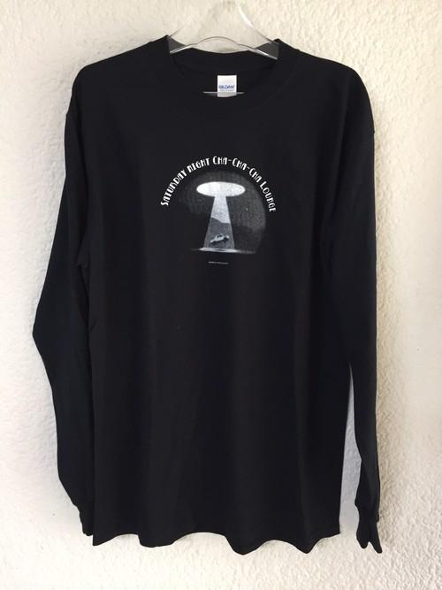 ' 8号線ラウンジ ' long sleeve Tshirt ( 送料360円 )