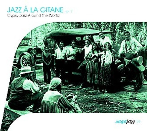CD「JAZZ A LA GITANE Vol.2 (GYPSY JAZZ AROUND THE WORLD) / V.A.」