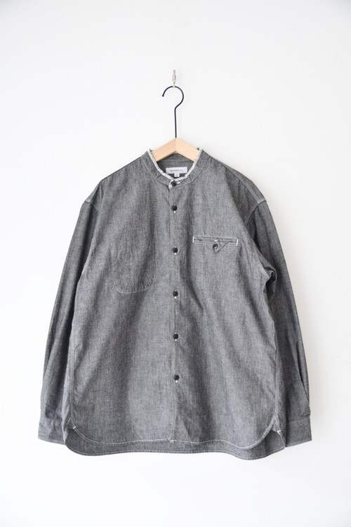 【ORDINARY FITS】STAND WORKERS SHIRTS/OF-S041