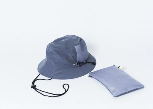 Halo commodity  Ridge Sac Hat バッグ付きメッシュハット