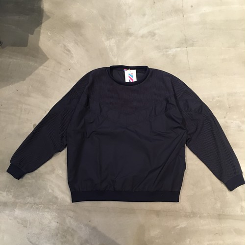 is-ness / SWITCHING FUHAKU SWEAT SHIRT