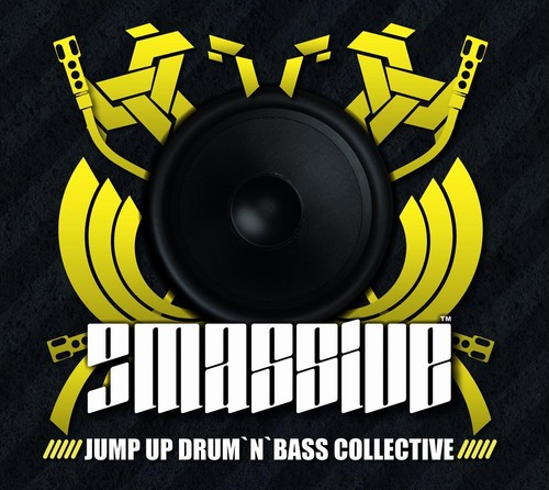 JUMP UP DRUM'N'BASS COLLECTIVE Mixed by DJ MASSIVE