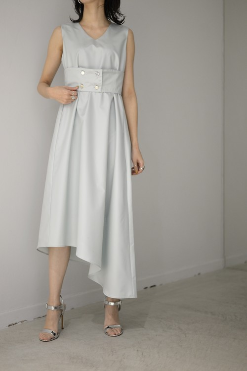 ROOM211 / Belt Dress