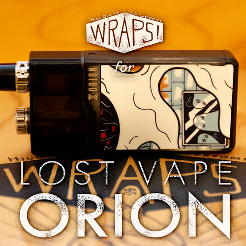 WRAPS! for LOST VAPE ORION