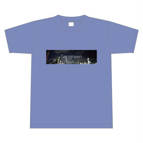 Tシャツ(color:パープル)
