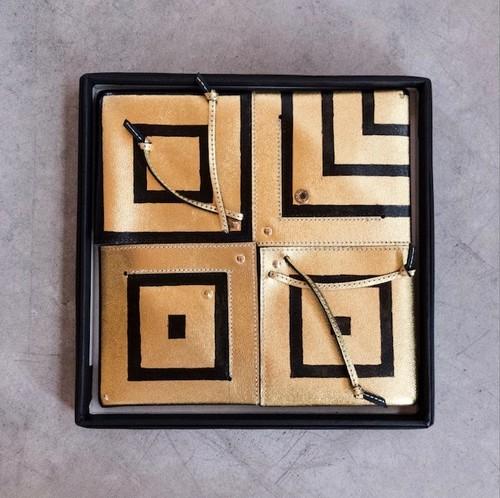 postORIGATA No.16 / Oro - × Carlo Colli