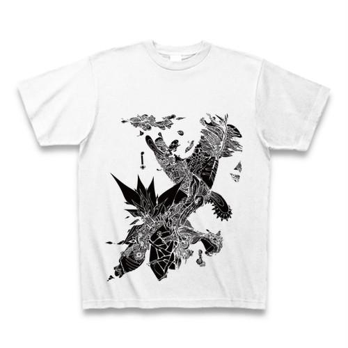 【送料無料】MaruTangle Tシャツ INDIVIDUALモデル
