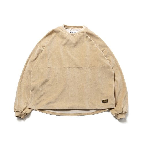 TIGHTBOOTH CIMA LONG SLEEVE Beige