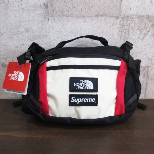 SUPREME×TNF 18AW Expedition Waist Bag