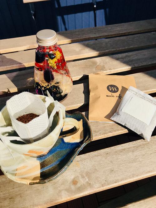 自家焙煎珈琲 ドリップバックコーヒー mochiブレンド 1個