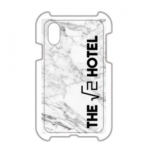 THE ROOT2 HOTEL iPhone Case 002 (iPhone X/XS)