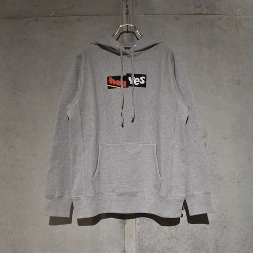 NOTHIN'SPECIAL HELL YES HOODIE / HEATHER GRAY