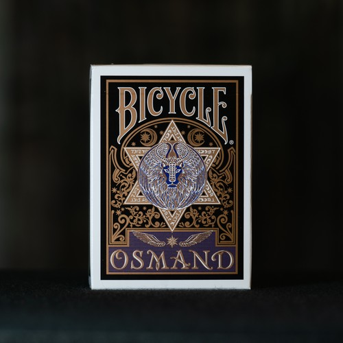 OSMAND Playing Cards : GOLD EDITION