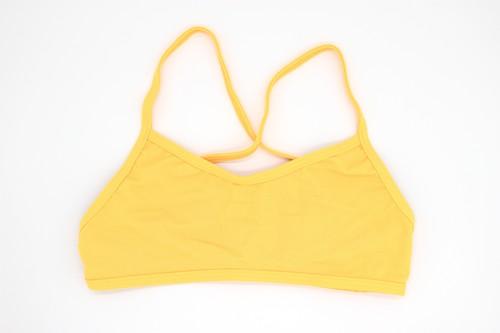 水着 スポーツビキニ トップ オレンジ/Adrian Bikini Top Mango Sサイズ