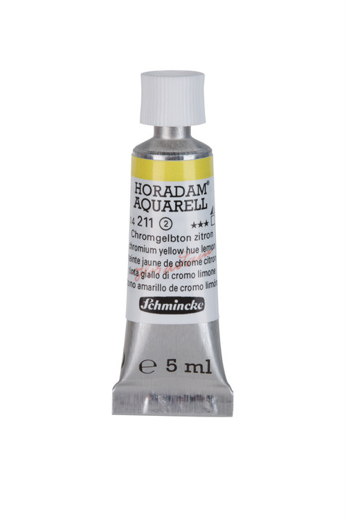 シュミンケ ホラダム クロミウム イエロー ヒュー レモン[ 211 | s2 チューブ 5ml ]