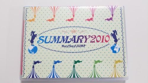 Hey! Say! JUMP SUMMARY 2010 【DVD】