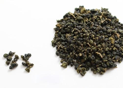 梨山高山烏龍茶(春茶)
