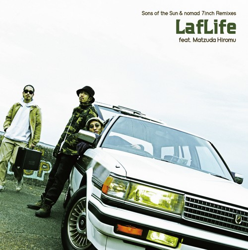 LafLife / Sons of the Sun & nomad 7 Inch Remixes