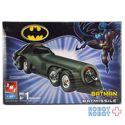 AMT バットマン バットミサイル モデルキット