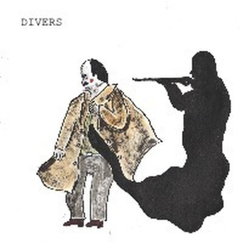 "DIVERS ""tour ep"" / 7inch"