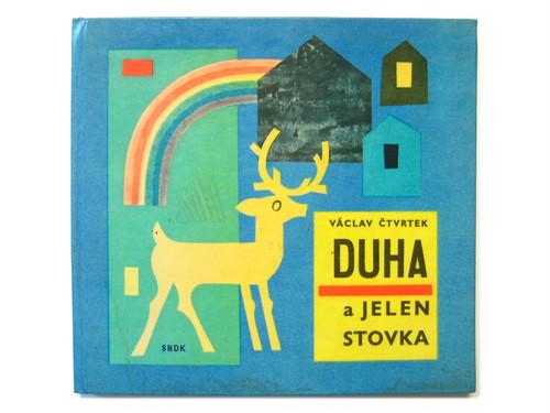 ヤン・クビーチェク「Duha a jelen stovka」1966年