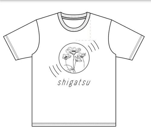 シガツ Shigatsu T shirt Mサイズ
