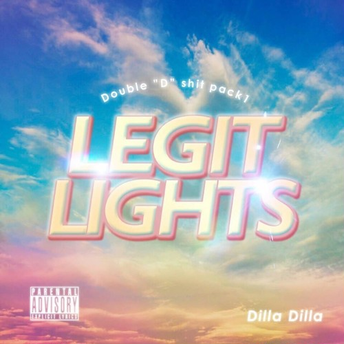 "Dilla Dilla - Double ""D"" shit pack 1 (LEGIT LIGHTS)"