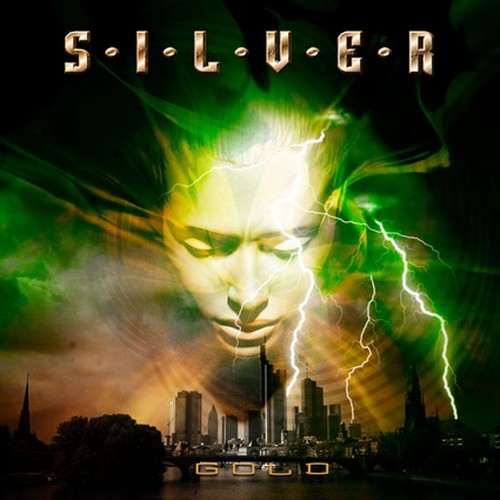 "SILVER ""Gold""日本盤"