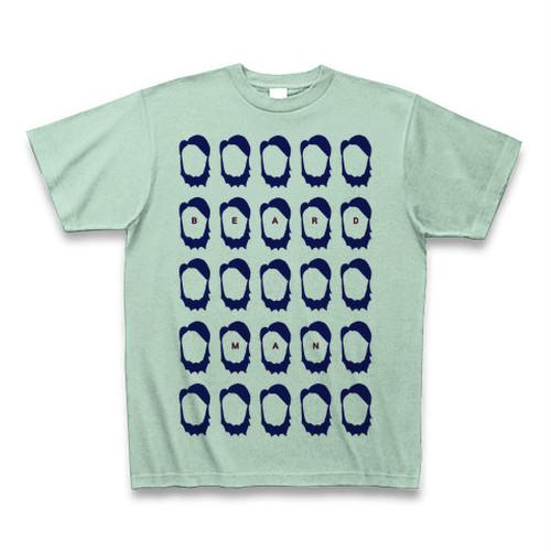 髭男25T-shirt アイスグリーン