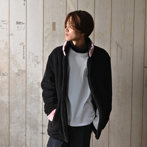 EFFECTEN/エフェクテン exchange boa jacket
