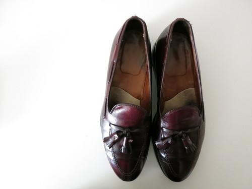 Alden #663 Calfskin Tassel Loafers