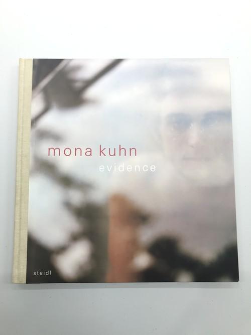 "[USED BOOK/写真集] Mona kuhn ""evidence"""