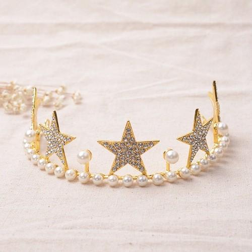 ヘッドドレス-star-