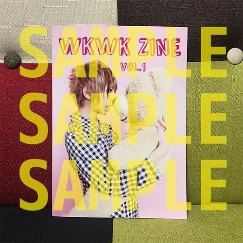 WKWK ZINE vol.1