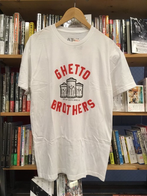 【Tシャツ】GHETTO BROTHERS LOGO Tシャツ