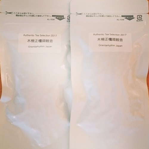 【台湾・台北】木柵正叢鉄観音茶(鉄観音 リーフ30g)