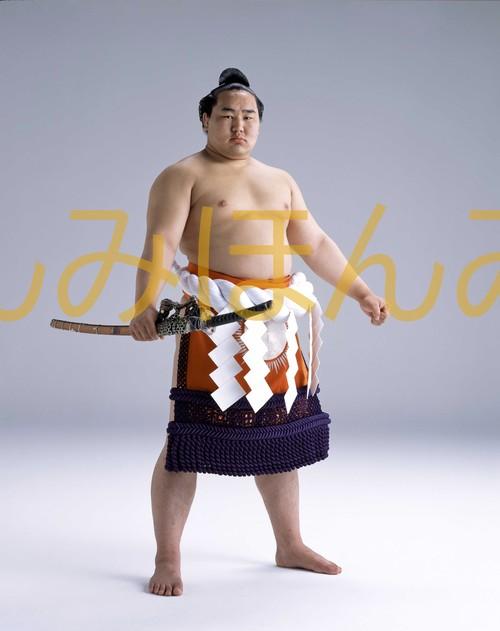 平成15年5月場所優勝 横綱 朝青龍明徳関(3回目の優勝)