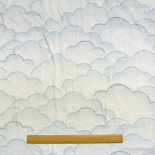 パイル地カーテン(横220×縦122)