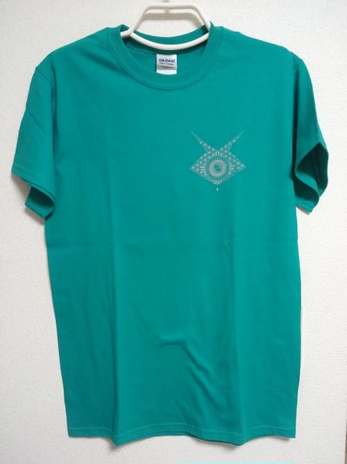 知覚のカメラ Tシャツ S