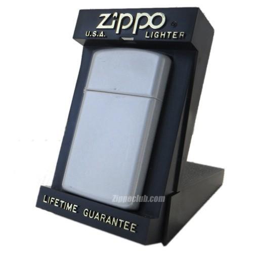 スリム・クイックシルバー・マット / Zippo Slim Quicksilver Matte