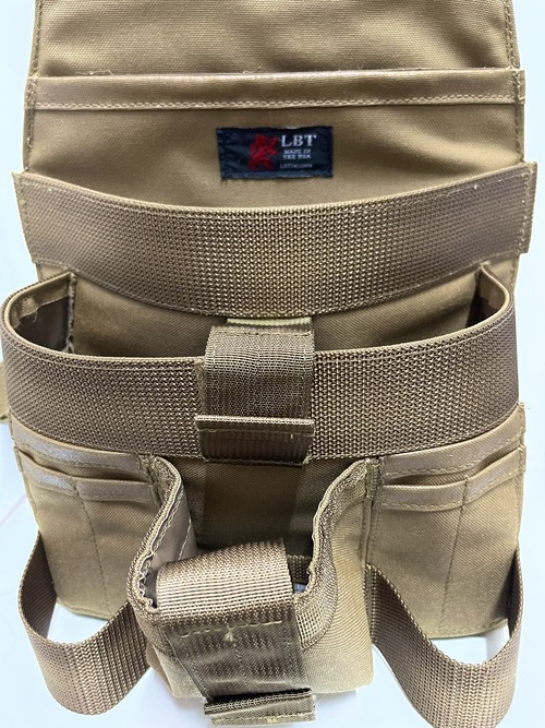LBT27767B /  9016C tactical engineer combat tool pouch タクティカル エンジニア ツール ポーチ 工具入れ 工具ボックス