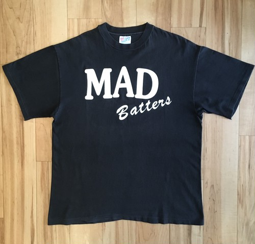 MAD Batters S/S Tee