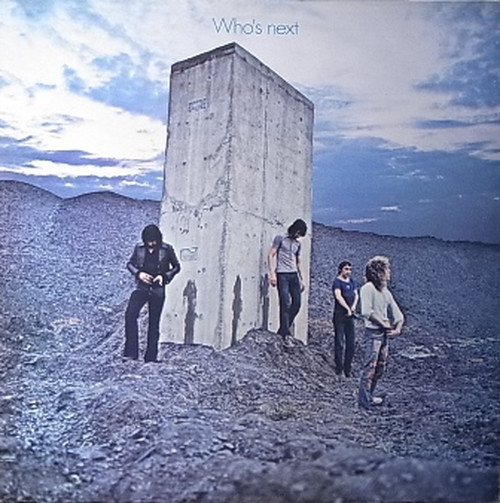 【LP】THE WHO/Who's Next