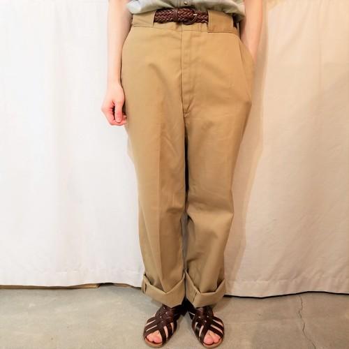 Vintage chino pants [K-858]