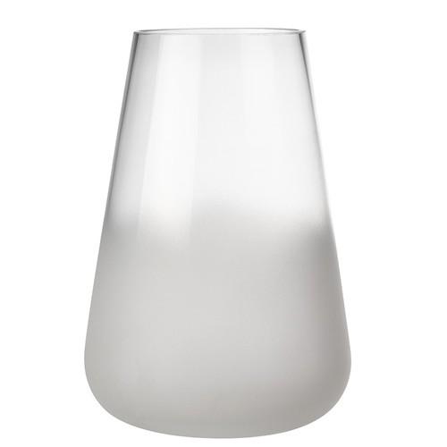 ガラスフラワーベース Frost L #083