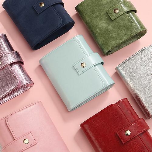 【バッグ】新作ファッションくちべにの収納バッグ鏡付き韓国風可愛いバッグ