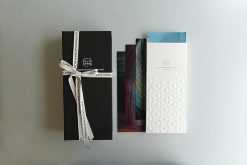 Spring Collection 2018 Dark chocolate set