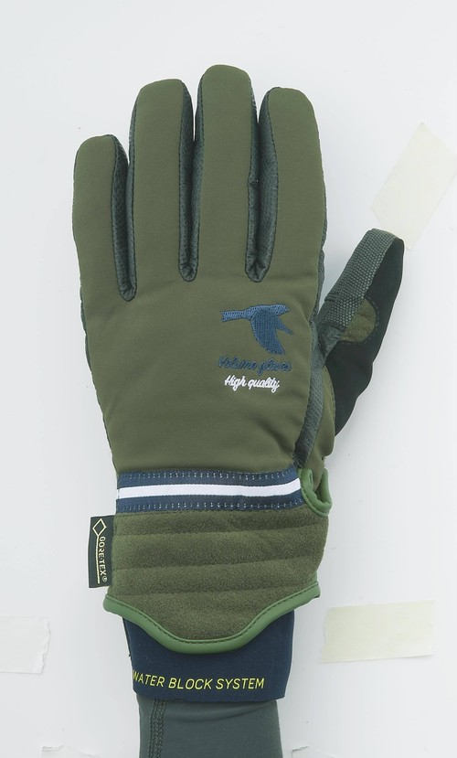 17-18 VOLUME GLOVES MANIFESTO WATERPROOF ARMY