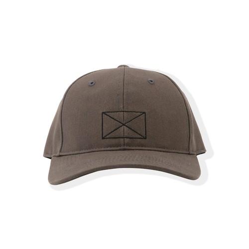 MLVINCE Infantry logo Cap CHARCOAL
