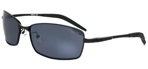 偏光サングラス バネ蝶番 偏光 サングラス メタル am-2a スポーツサングラス メンズ